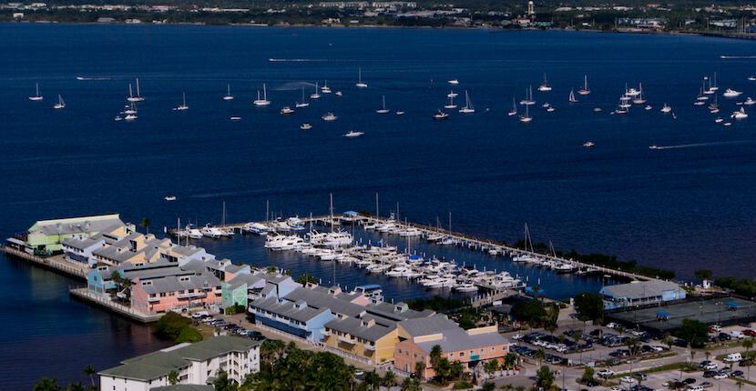 Fishermen's Village Resort, Shopping, Marina, and Vacation Rentals Punt Gorda, Florida. MustDo.com