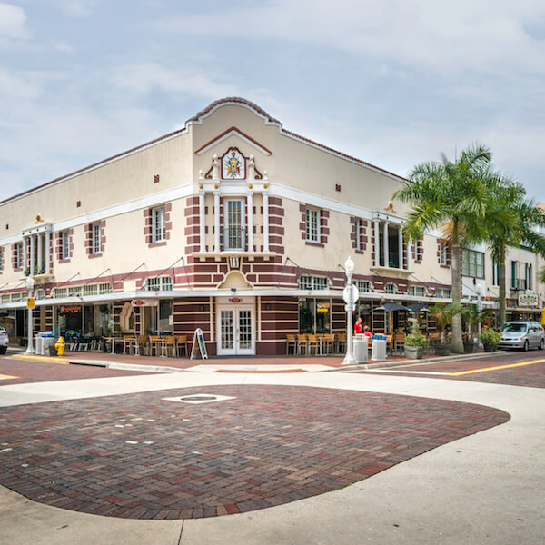 Fort Myers River District Shops
