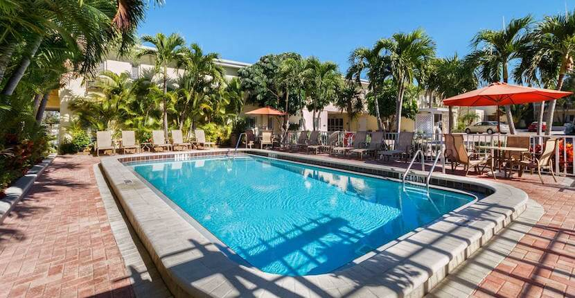 Motel  Venice Beach Fl
