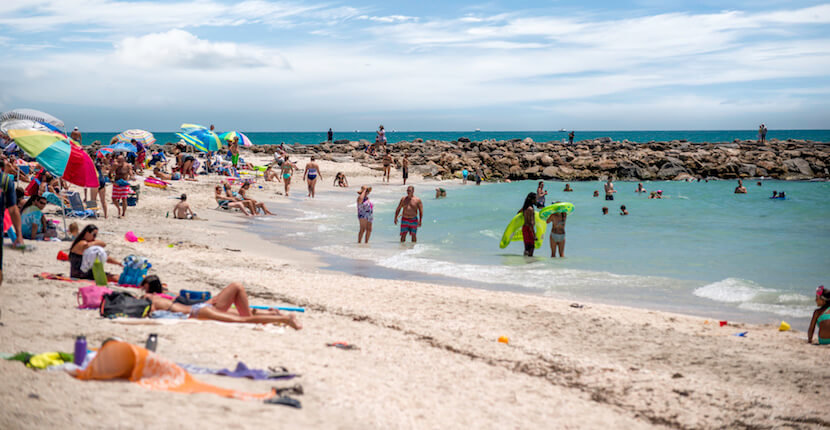 Nokomis Beach Is Sarasota Counties Oldest Public And Well