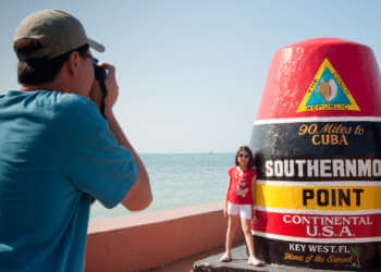 MustDo.com | Visit the southernmost point in the United States in Key West during your Naples and Marco Island, Florida vacation.