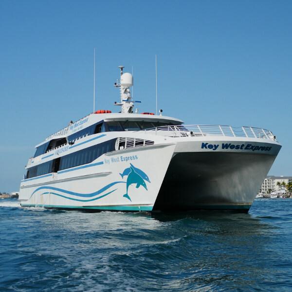 Marco Island To Key West By Ferry