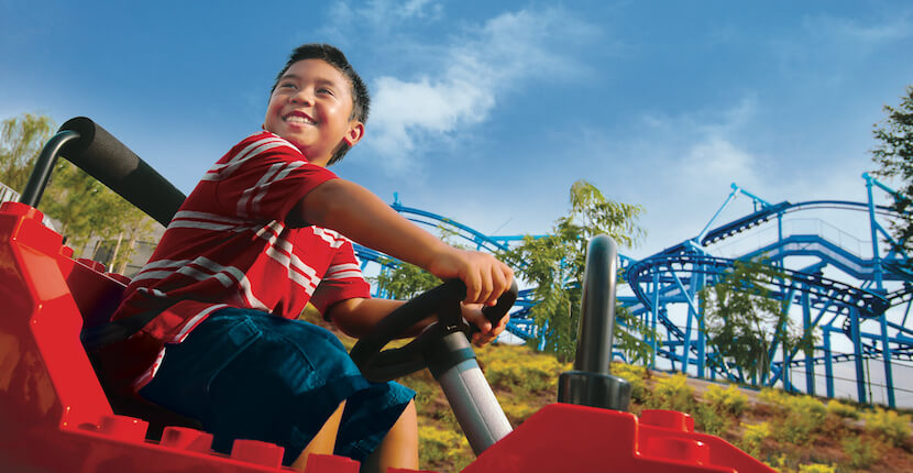 LEGOLAND® Florida, Central Florida's newest theme park is an easy day trip from Sarasota, Florida. Enjoy interactive entertainment for families with children ages 2-12.