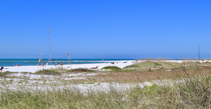 Photo By Lido Beach Is Very Relaxing And Relatively Uncrowded Compared To The Better Known Beaches On