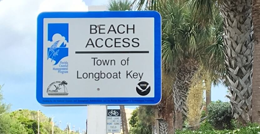 Longboat Key's access to its beaches is limited, but your reward is 10 miles of uninterrupted, uncrowded beach with wonderful Gulf of Mexico water and white sand. Must Do Visitor Guides, MustDo.com.
