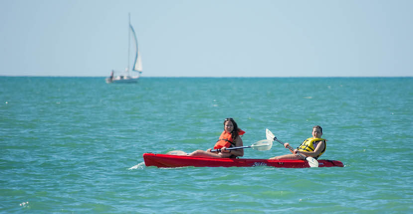 Mustdo Naples Beach Water Sports Kayaking Als Florida Usa