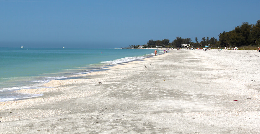 Longboat Key S Access To Its Beaches Is Limited But Your Reward 10 Miles Of