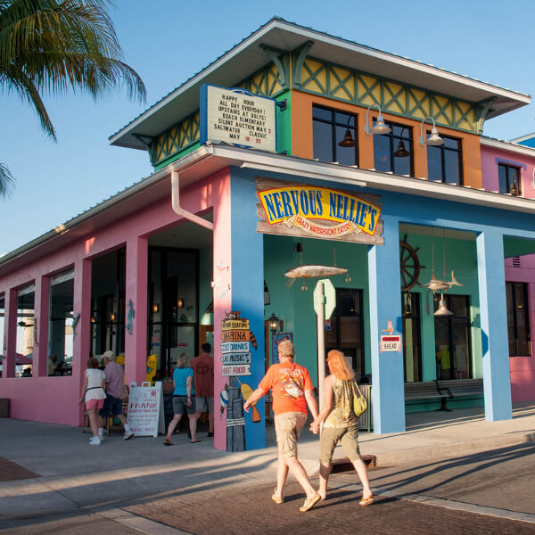 Snug Harbor Restaurant Fort Myers Beach Florida