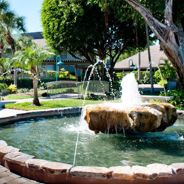 Periwinkle Place shopping plaza Sanibel, FL