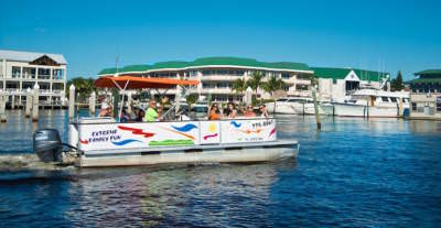 MustDo.com   Extreme Family Fun Spot in Naples, Florida offers family fun narrated Segway tours, fishing charters, bike, kayak, standup paddle board, and boat rentals.