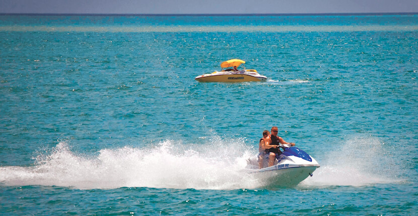 MustDo.com | Pure Florida Jet Ski rentals and tours Naples, Florida. Photo by Debi Pittman Wilkey. Must Do Visitor Guides Florida vacation information.