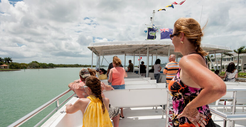 MustDo.com | Kids and adults will enjoy a sightseeing tour, dolphin watch, or sunset cruise with Pure Florida in Naples, Florida.