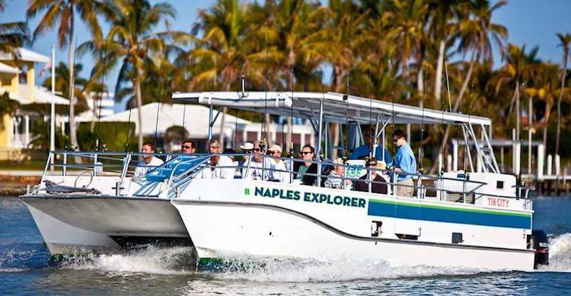 Pure Florida Naples, Florida eco tour, family fun shelling and dolphin sightseeing cruises. | Must Do Visitor Guides