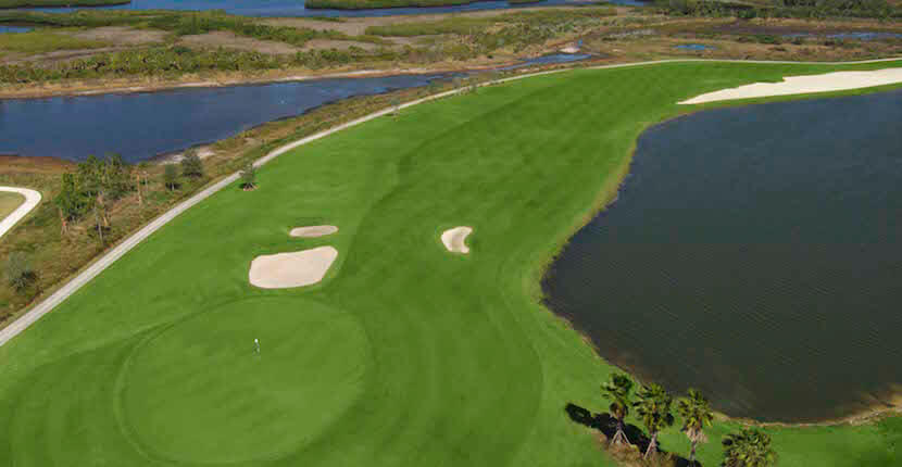 River Strand Golf course features generous fairways, water hazards and strategically placed bunkers, and Tif-eagle greens. Several holes have the Manatee River and its tidal water areas incorporated into them. Must Do Visitor Guides, MustDo.com