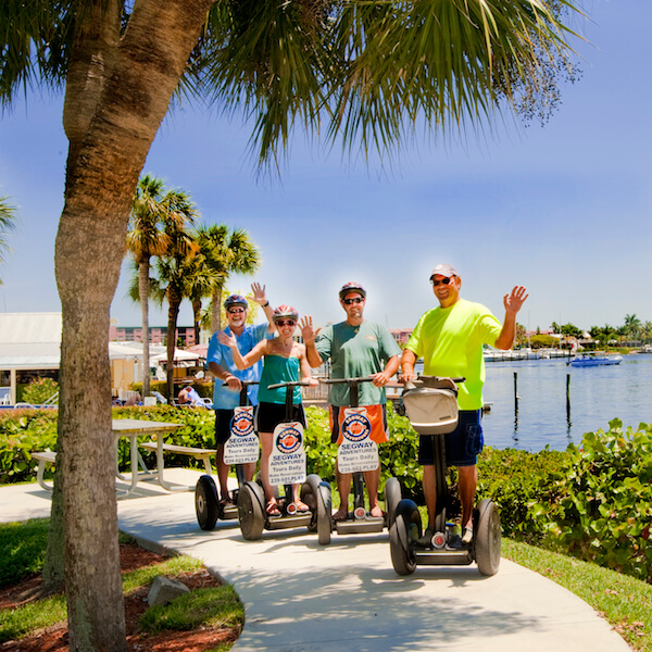 MustDo.com | Extreme Family Fun Spot in Naples, Florida offers a variety of family fun activities and rental equipment including Segway Tours.