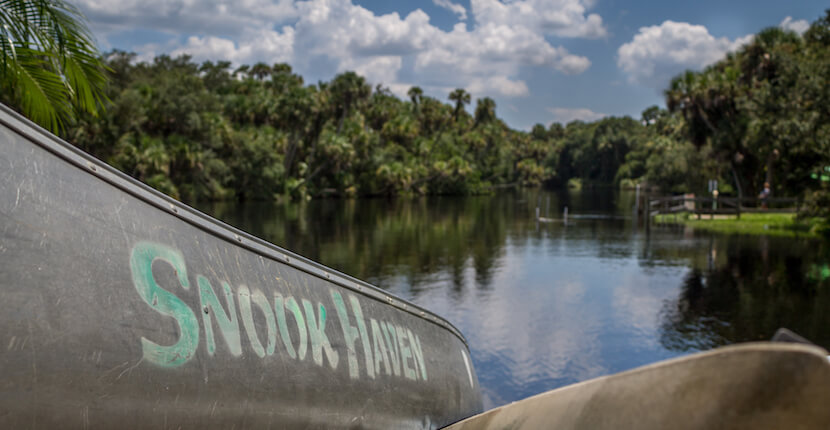 Snook Haven Canoe Rental