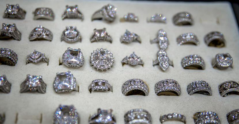 Created Gems Siesta Key and St. Armands Circle jewelry stores have hundreds of designs in rings, bracelets, earrings, and slides for men and women, all gorgeous and affordable. All jewelry is 14K gold or platinum finished sterling silver with a guaranteed best price. Must Do Visitor Guides, MustDo.com.
