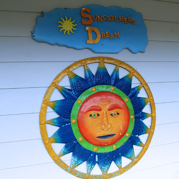 Suncatcher's Dream shop Sanibel Island, Florida