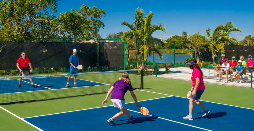 Sundial Beach Resort & Spa on Sanibel Island, Florida offers a wide variety of activities for all ages. | MustDo.com