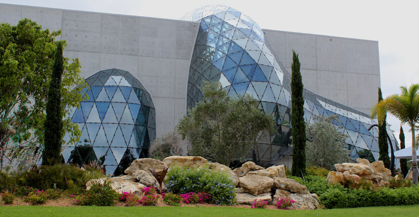 The Dali Museum Is One Of The Most Intriguing Art Museums In The United  States And ...