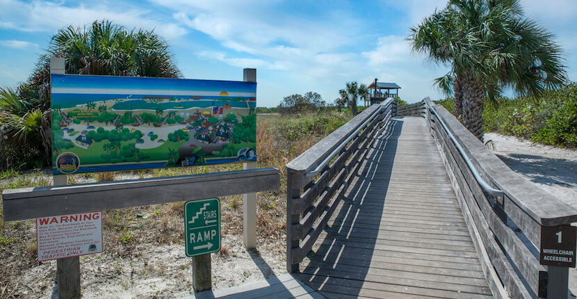 Mustdo Boardwalk To Tigertail Beach On Marco Island Florida Offers Beautiful White