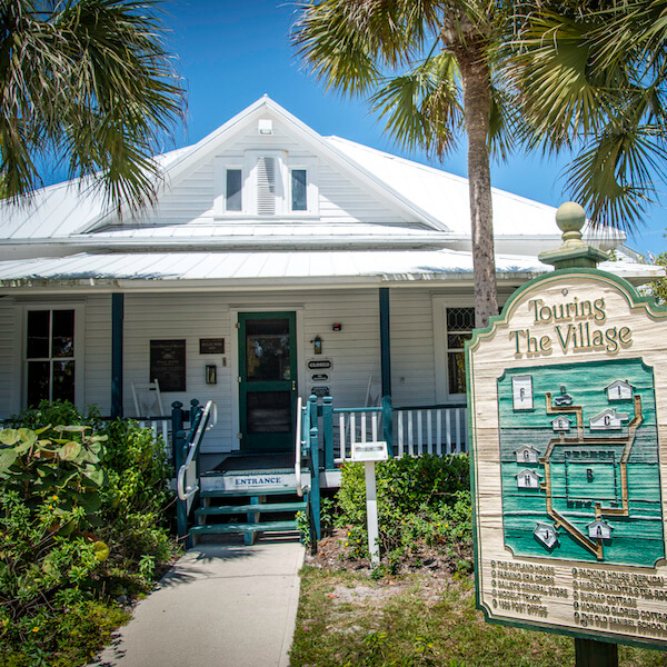 MustDo.com | Tour the Sanibel Historical Museum and Village Sanibel Island, Florida. Photo by Jennifer Brinkman.