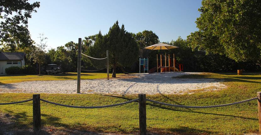 Turtle Beach Campground Sarasota Fl Usa