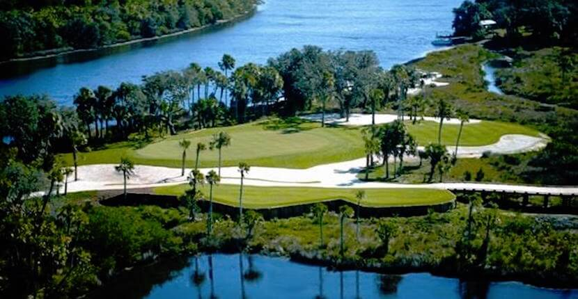 Waterlefe Golf & River Club in Bradenton, Florida is a par-72, 18-hole championship public golf course bordering the Manatee River. Must Do Visitor Guides, MustDo.com