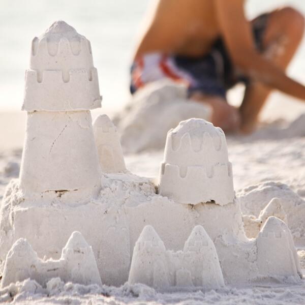 Siesta Key Beach, Sarasota, Florida, USA. Photo by Debi Pittman Wilkey