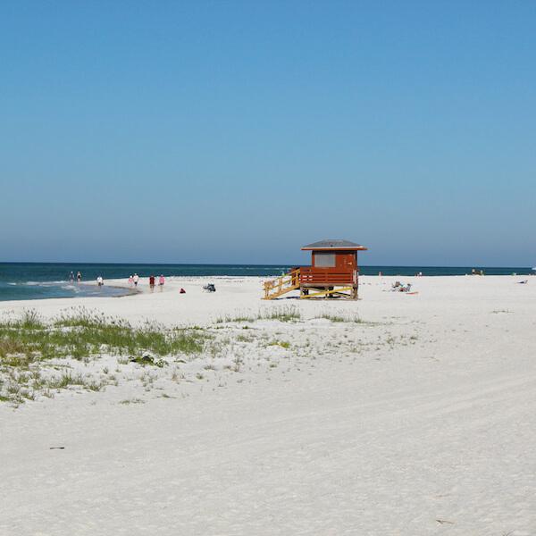 Florida Beach: List Of Top Nicest Beaches In Sarasota Florida