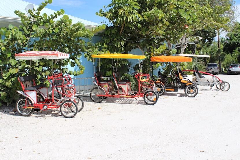 Finnimore's Bike and Beach Rental Sanibel Island, Florida. Must Do Visitor Guides, MustDo.com