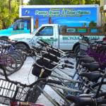 Finnimore's Bike and Beach gear rental Sanibel, Florida. Must Do Visitor Guides, MustDo.com