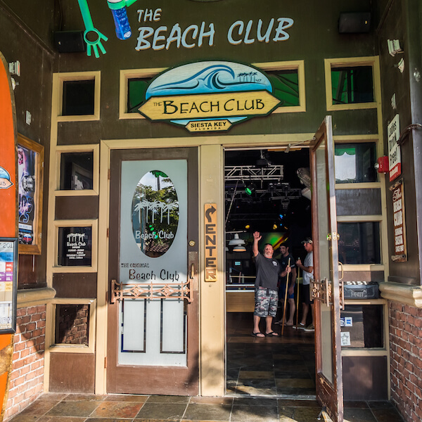 The Beach Club At Siesta Key Nightclub