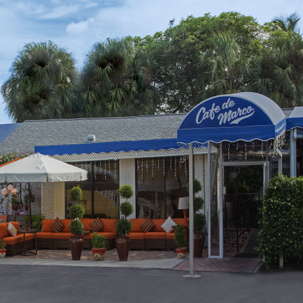 Cafe de Marco on Marco Island | Must Do Visitor Guides