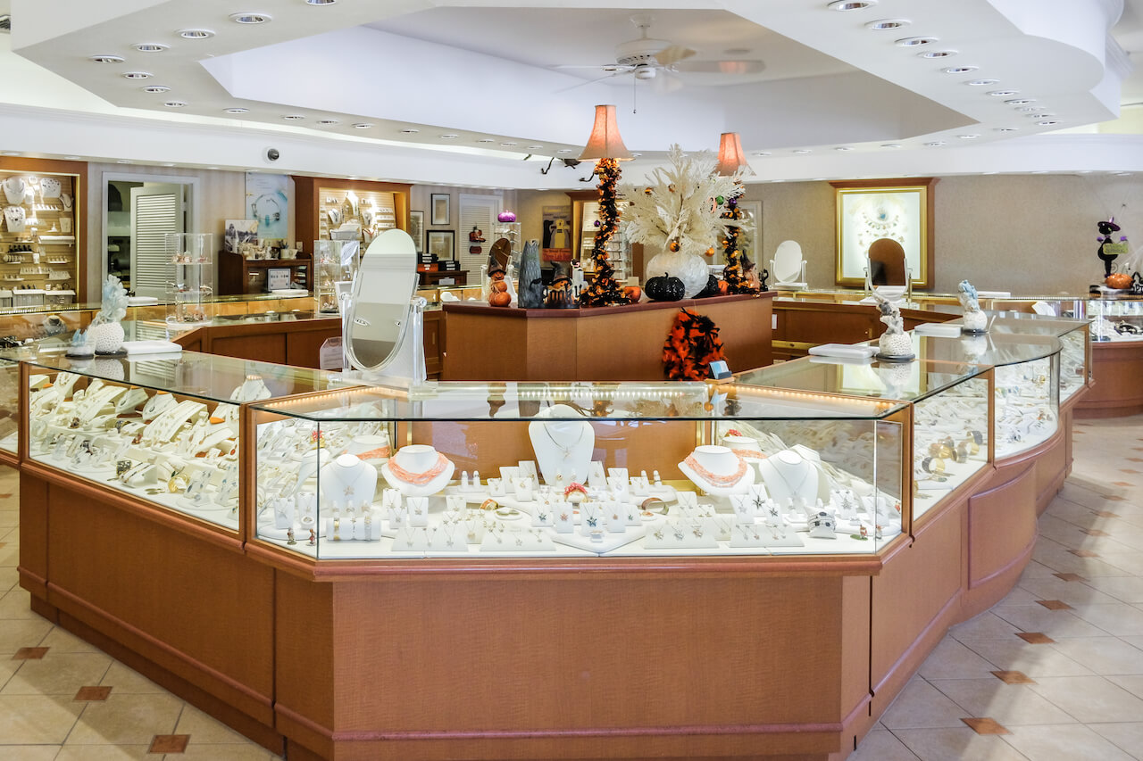 jewelry with a sanibel twist at cedar chest fine jewelry