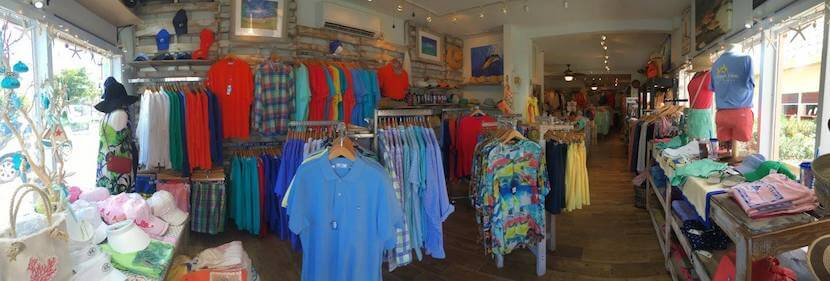 Island Trader men's and women's clothing, hats, and accessories Siesta Key, Florida. Must Do Visitor Guides, MustDo.com