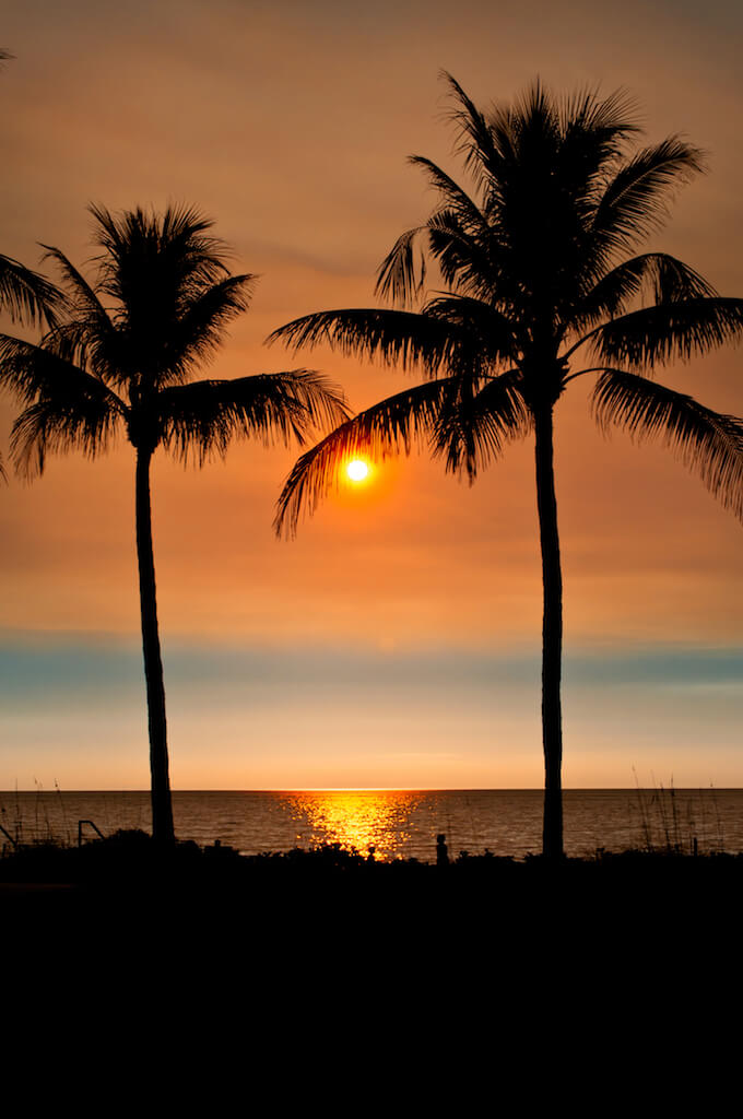 Families and sun seekers can enjoy some of Florida's most beautiful beaches and Gulf of Mexico sunsets in Naples, Florida. Photo by Jennifer Brinkman. Must Do Visitor Guides, MustDo.com
