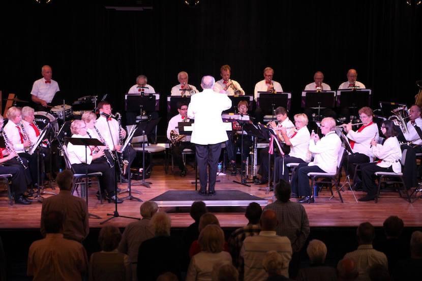 Concert-Band-performs-BIG-ARTS-Sanibel-F
