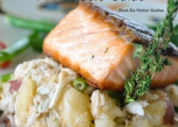 Insiders guide to Sarasota, Florida restaurants. Photo by Larry Hoffman of dineSarasota. Must Do Visitor Guides, MustDo.com.