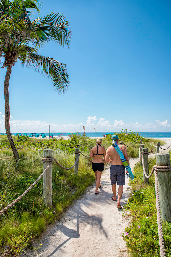 Things to do on Southwest Florida's best beaches. Naples, Fort Myers Beach, Sanibel, Siesta Key, Sarasota, Venice. Photo by Jennifer Brinkman. | Must Do Visitor Guides, MustDo.com