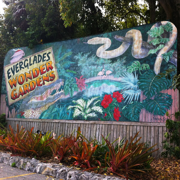 Everglades Wonder Gardens family fun attraction in Bonita Springs, Florida. | Must Do Visitor Guides
