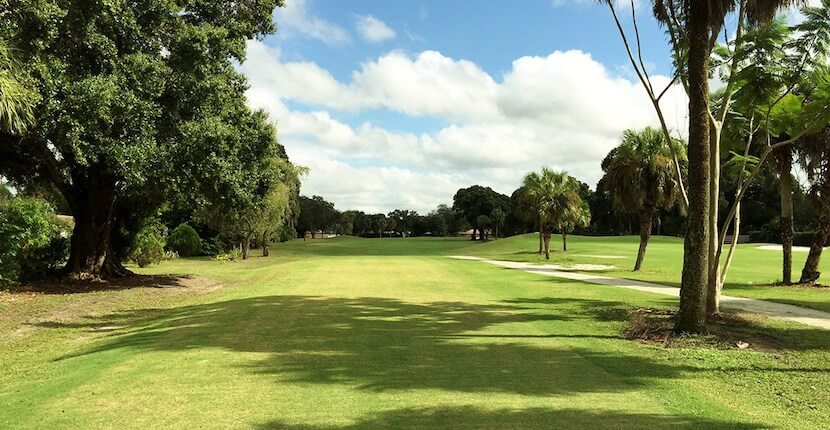 This new Sarasota golf course is a semi-private par 64 executive course is laid out with one par 5, seven par 4s, with the remaining par 3s providing an enjoyable challenge to all golfers regardless of their level of play. |MustDo.com