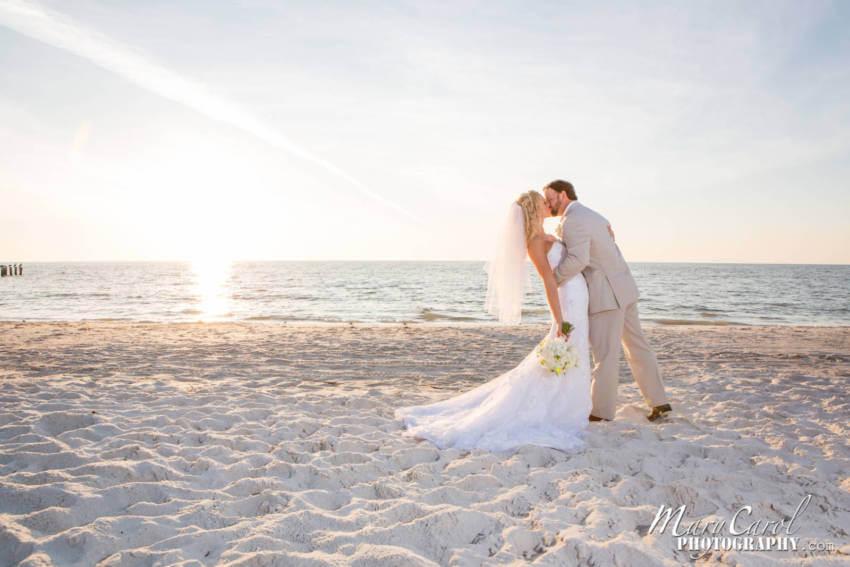 Naples Florida Beach Weddings: Southwest Florida Destination Beach Weddings