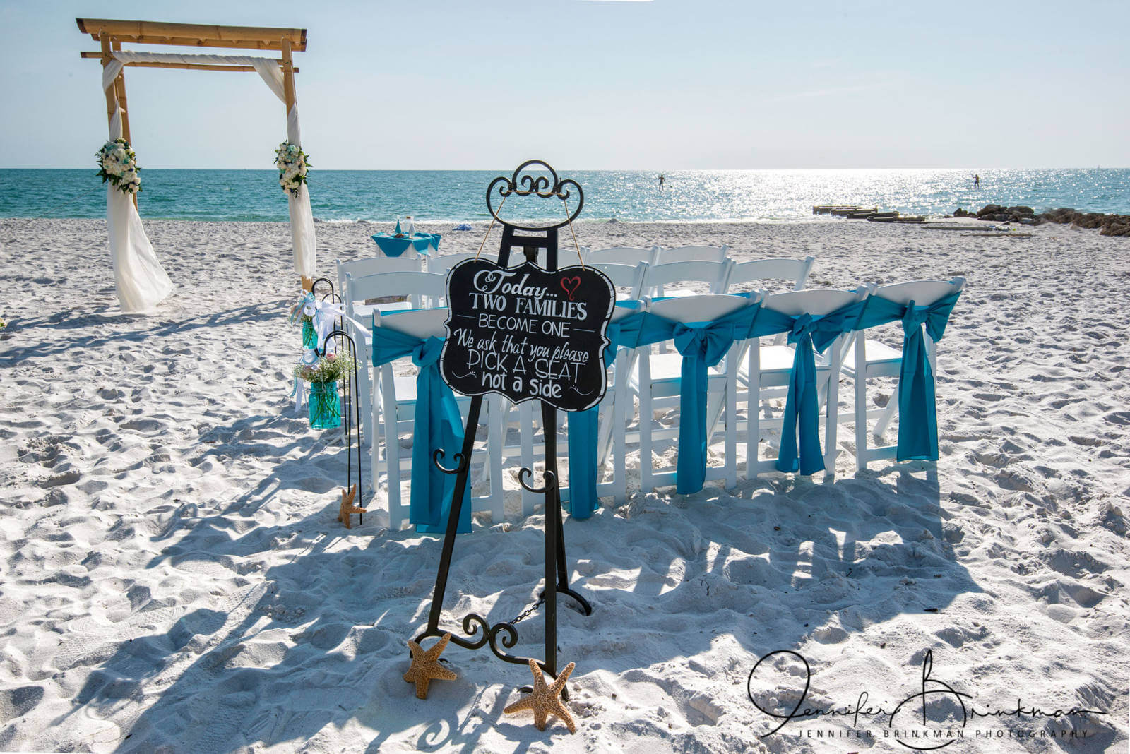 The sunny climate, beautiful white sandy beaches, flaming sunsets, professional photographers, florists, top caterers, and superb resorts make it easy to plan your dream beach wedding in Southwest Florida. | MustDo.com