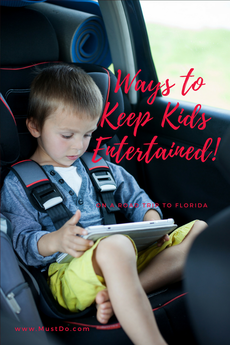Ways to Keep Kids Entertained on a Road Trip to Southwest Florida. | Must Do Visitor Guides MustDo.com