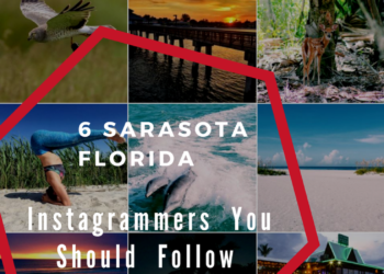 Follow these six Instagram accounts for beautiful photos of Sarasota, Florida beaches, attractions, and restaurants. Make sure to follow @mustdoflorida as well for photos of the Sarasota, Naples, and Fort Myers area! | MustDo.com