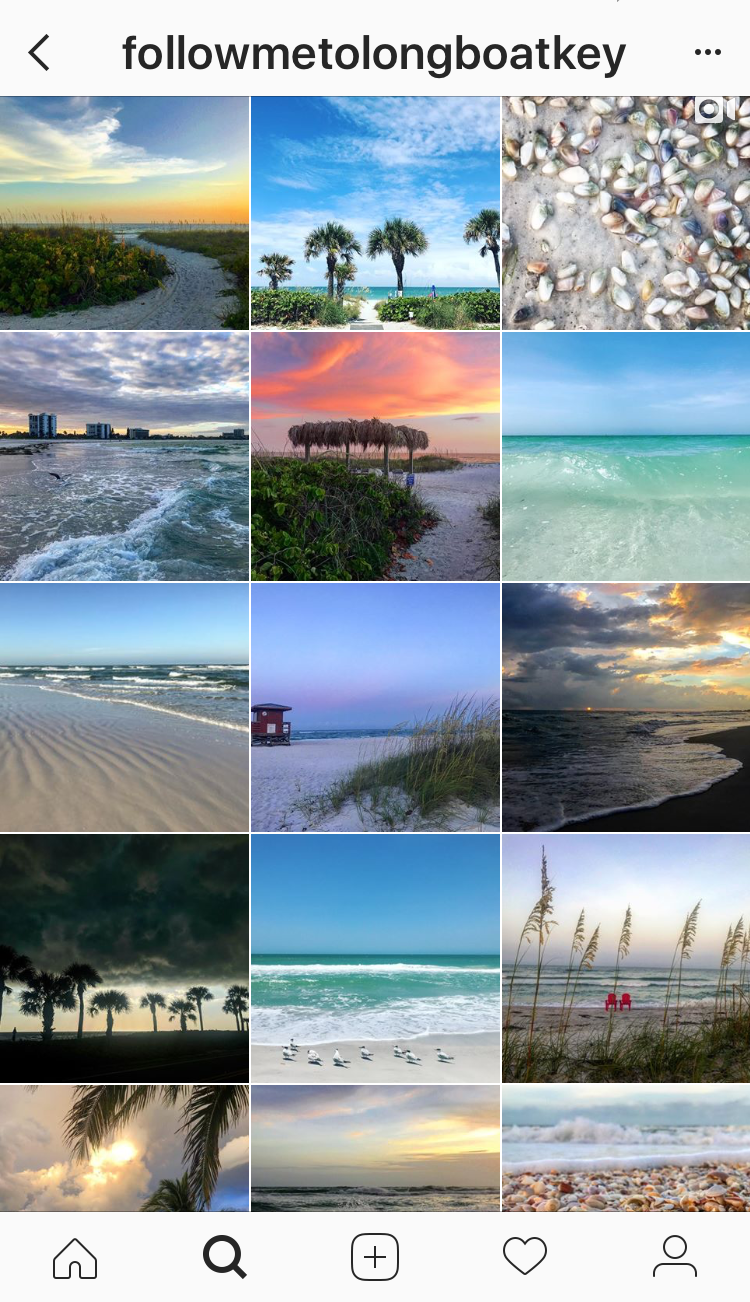 Instagrammer @followmetolongboatkey posts beautiful photos of Longboat Key and the surrounding Sarasota, Florida beach areas. | Must Do Visitor Guides