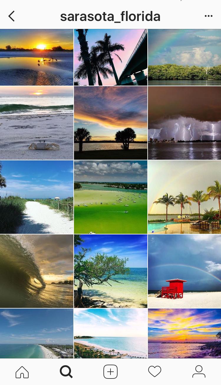 Follow @sarasota_florida for inspiring photos from around the Instagram community of beautiful Sarasota, Florida. | Must Do Visitor Guides