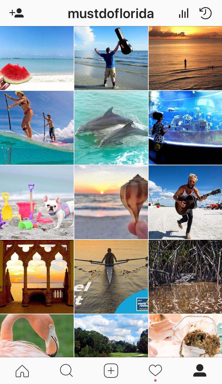 Must Do Visitor Guides 6 Fort Myers, Sanibel, and Captiva Instagrammers Worth Following. #vacation #florida #fortmyers #sanibel