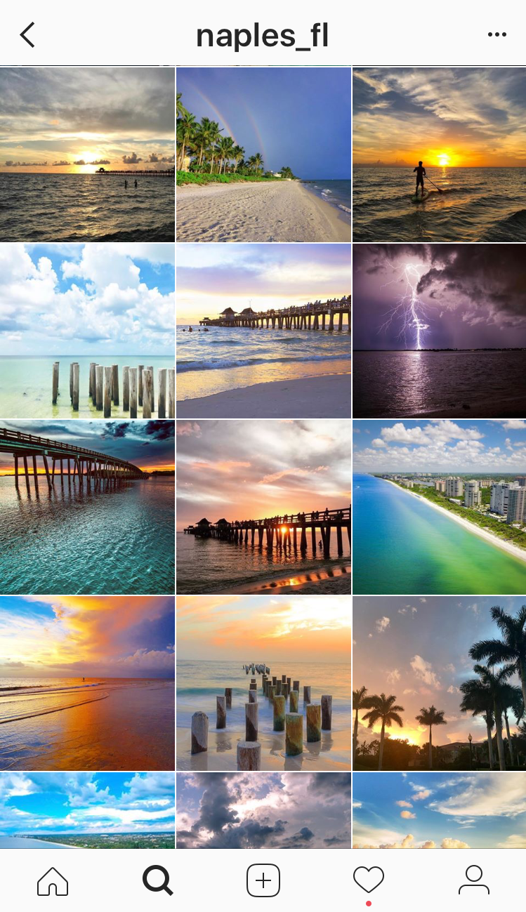 Must Do Visitor Guides' 6 Naples, FL Instagram accounts you should follow #naplesfl #vacation #florida #beaches